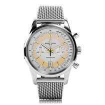 Breitling Transocean Chronograph Edition Automatic Mens Watch...