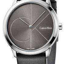 ck Calvin Klein minimal Uhr 35mm K3M221C3