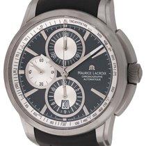 Maurice Lacroix : Pontos Chronograph :  PT6188-SS001-331 : ...