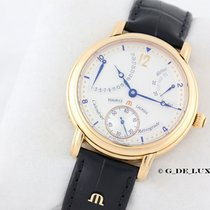 Maurice Lacroix Masterpiece Calendrier Retrograde 18K Gold MP...