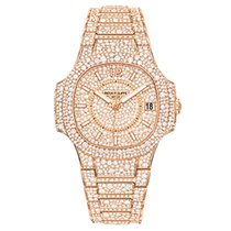 パテック・フィリップ (Patek Philippe) 7021/1R-001 Rose Gold Ladies...