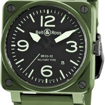 Bell & Ross Aviation BR03 BR03-92MLTRYCRM
