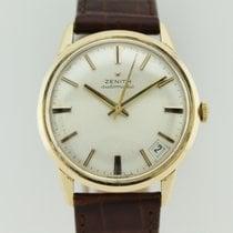 Zenith Vintage Automatic 18K Gold Man