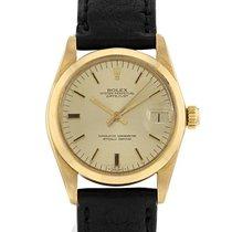 Rolex Datejust en or jaune Ref : 68243
