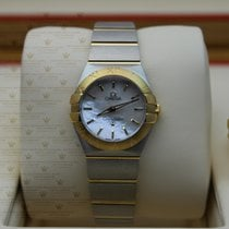 Omega 123.20.24.60.05.002  Constellation Yellow Gold (Mop)