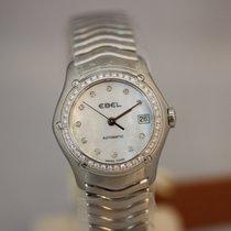 Ebel Classic Damenuhr Perlmutt Diamanten 27mm Automatik NEU