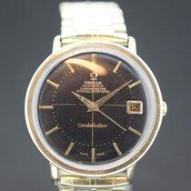 Omega Constellation vergoldet Black Dial anno 1970