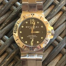 Bulgari Divers Automatic Wristwatch 200meters.