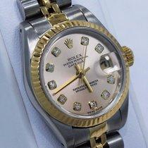 Rolex Datejust 69173 Jubilee 18k Yellow Gold & Ss Factory...