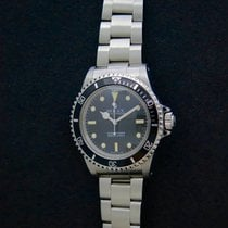 "Rolex Submariner ""Military"" 5513 B/P from 1989"