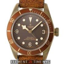 Tudor Heritage Black Bay Bronze 43mm Brown Dial Brown Bezel...
