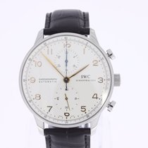 IWC Portugieser Chronograph 3714 NEW OLD STOCK