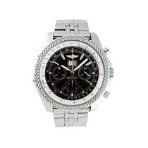 Breitling A4436212-B7-675 Bentley 6.75 Mens Automatic in Steel...
