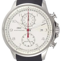 IWC : Portugieser Yacht Club :  IW390211 :  Stainless Steel : NEW