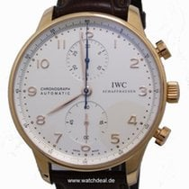 IWC Portugieser Chronograph Rotgold