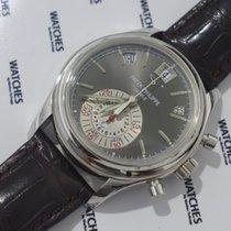 Patek Philippe Annual Calendar Platinum Black Dial 5960P-001