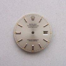 """Rolex Quadrante / Dial argento """"trizio"""" per Datejust"""