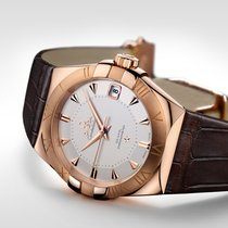 Omega Watch Constellation 123.53.38.21.02.001
