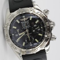Breitling Chronomat Blackbird Stahl A44359