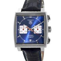 TAG Heuer MONACO Calibre 12 Cronografo automatico 100 M - ∅39 mm