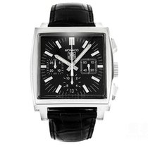 TAG Heuer Men's CW2111.FC6177 Monaco Chronograph Watch