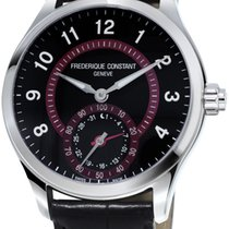 Frederique Constant Horological Smartwatch Steel Mens Strap...