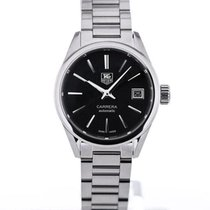 TAG Heuer Carrera Automatic 28 Black Dial