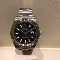 Rolex Datejust 41mm  Ref. 126334 black index