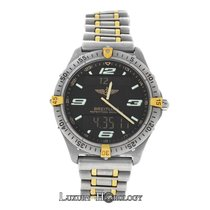 Breitling Men  Aerospace Repetition Minutes F65062 Titanium