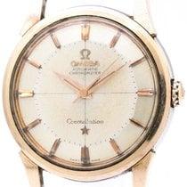オメガ (Omega) Constellation Cal 551 Pie Pan Dial Watch 14381...