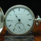 Elgin National Watch Co. 800 Silber Savonette Taschenuhr Von...