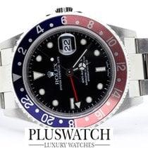 Rolex Gmt master II 16710  Ser Y 2003 2194 40mm just serviced
