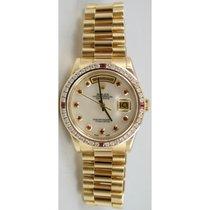 Rolex President Day-Date 118238 Men's 18K Yellow Gold New...