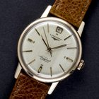 Longines Rare Conquest Automatic / Brushed Dial / Rose Gold /...
