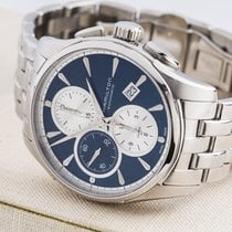 Hamilton Jazzmaster Chronograph Watch