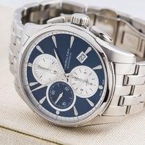 Hamilton Jazzmaster Chronograph Watch