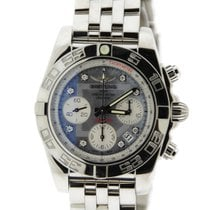 Breitling Chronomat 41 Diamond Stainless Steel