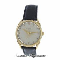 Ulysse Nardin Men's Vintage Chronometer 10K Gold Filled...