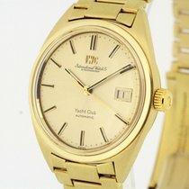 IWC Yacht Club Vintage 18K Yellow Gold R811A from 1970