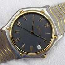Ebel Classic Wave Quarz - 34 mm - Stahl-Gold - 1187141