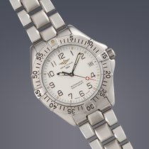 Breitling Colt stainless steel automatic watch
