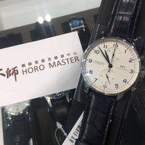 IWC 371446  Portuguese Chronograph Automatic Blue