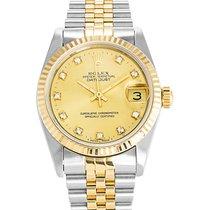 Rolex Watch Mid-Size Datejust 68273