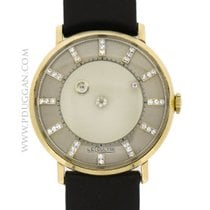 Jaeger-LeCoultre Vacheron Constantin collaboration 14k yellow...