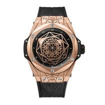 Hublot Big Bang Sang Bleu King Gold 45mm Ref 415.OX.1118.VR.MXM17
