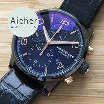 Montblanc Timewalker  Chronograph Automatic Limited Edition Black