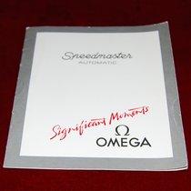 Omega Speedmaster Gebrauchsanweisung