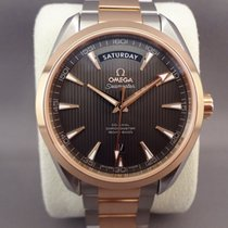 Omega Seamaster Aqua Terra steel/gold 150M Day-Date / 41,5mm