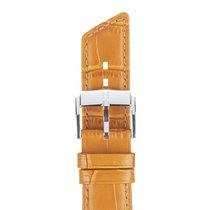 Hirsch Uhrenarmband Princess Kalbsleder curry M 02628177-2-18...