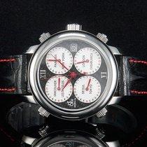 Jacob & Co. Five Time Zone H24/GMT Stahl Automatik aus 2009